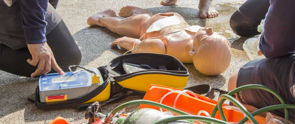 First Aid, CPR, and AED classes in Ruskin, FL.