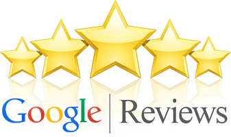 Over 95 Google Reviews
