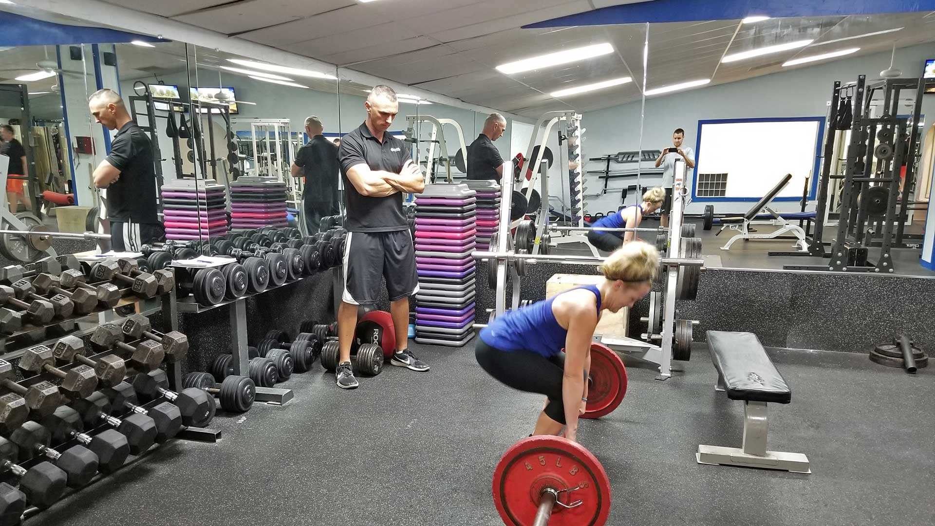 Personal training questions? Ask our professional, who is training with a mature athlete.