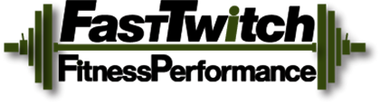 FastTwitch Fitness Performance Logo